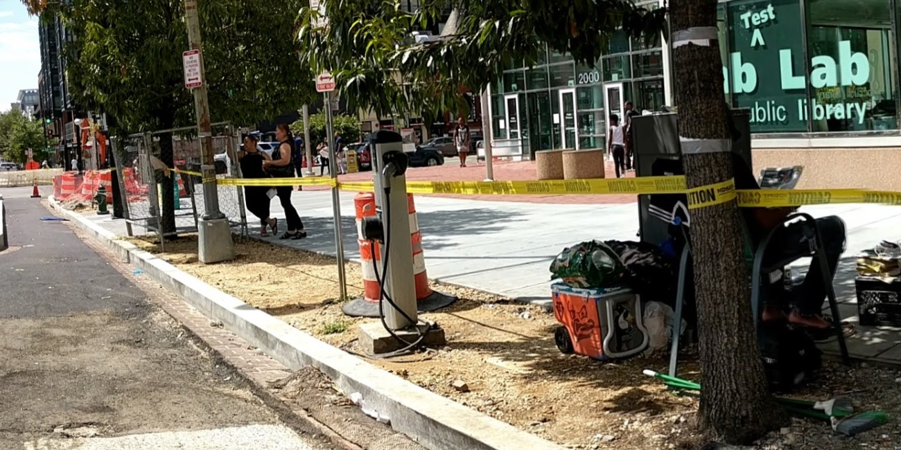 DC's EV charging law will have residents paying double to triple - Electrek