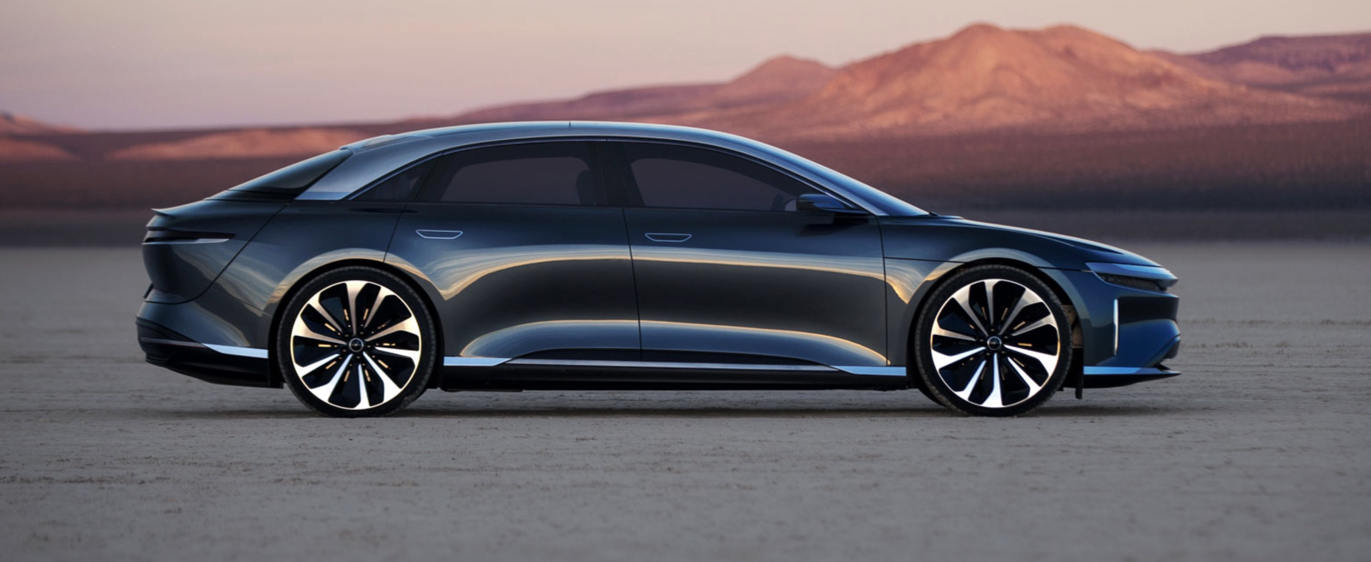 Lucid Tesla Hasn T Cracked It We Can Take It To Whole New Level Of Range And Efficiency Electrek