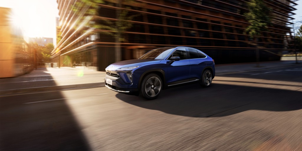 NIO starts production of its new EC6 electric SUV coupe - Electrek