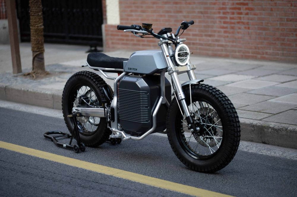 eScrambler Switch Motorcycles