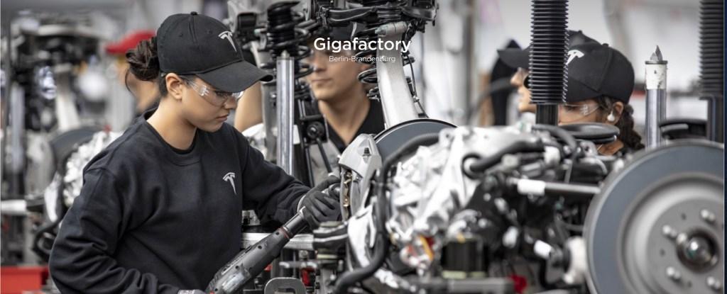 Tesla reveals more details about Gigafactory Berlin - Electrek