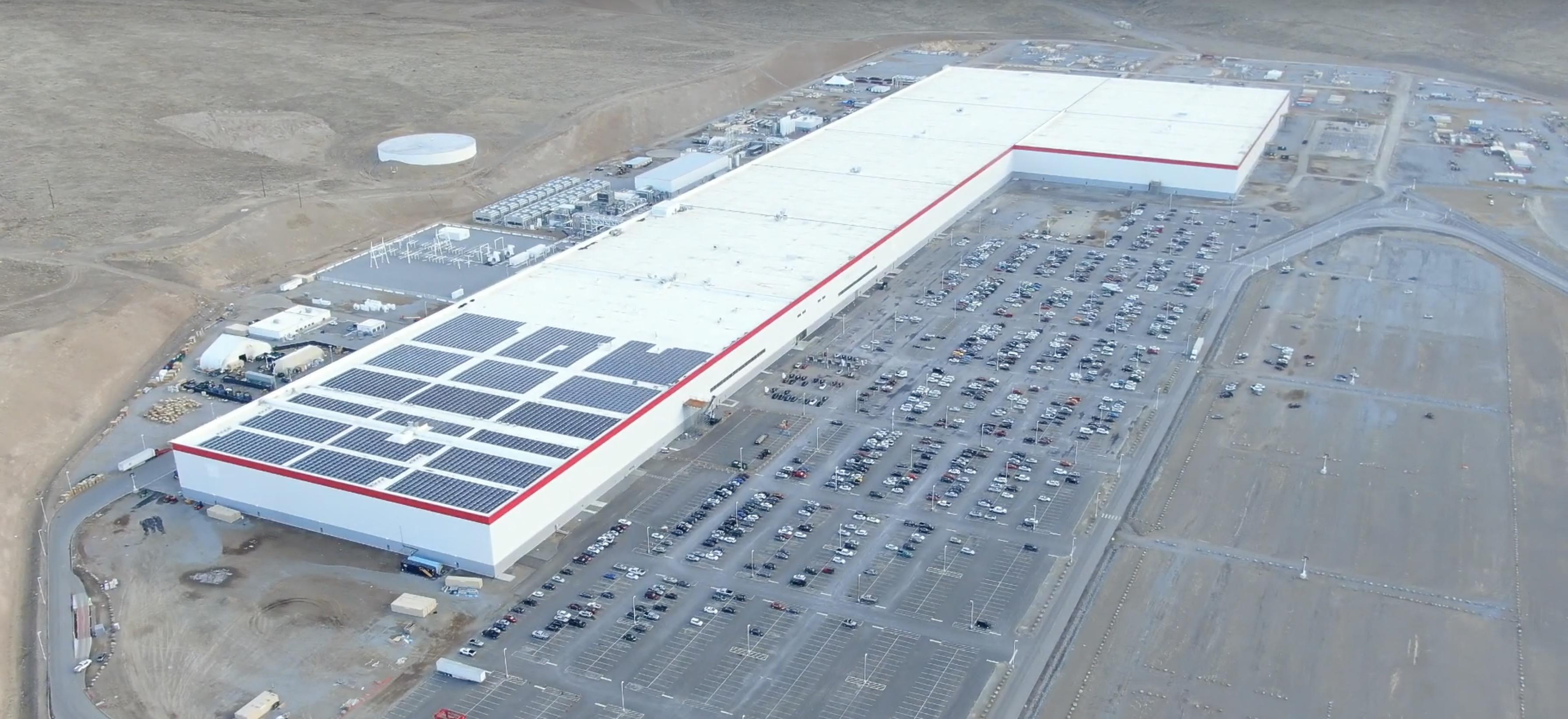 Tesla Is Reducing Gigafactory Nevada Workforce By 75 Electrek