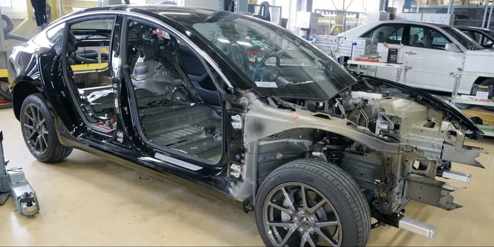 Tesla has '6 years lead over Toyota and VW' in electronics, says new Model 3 teardown