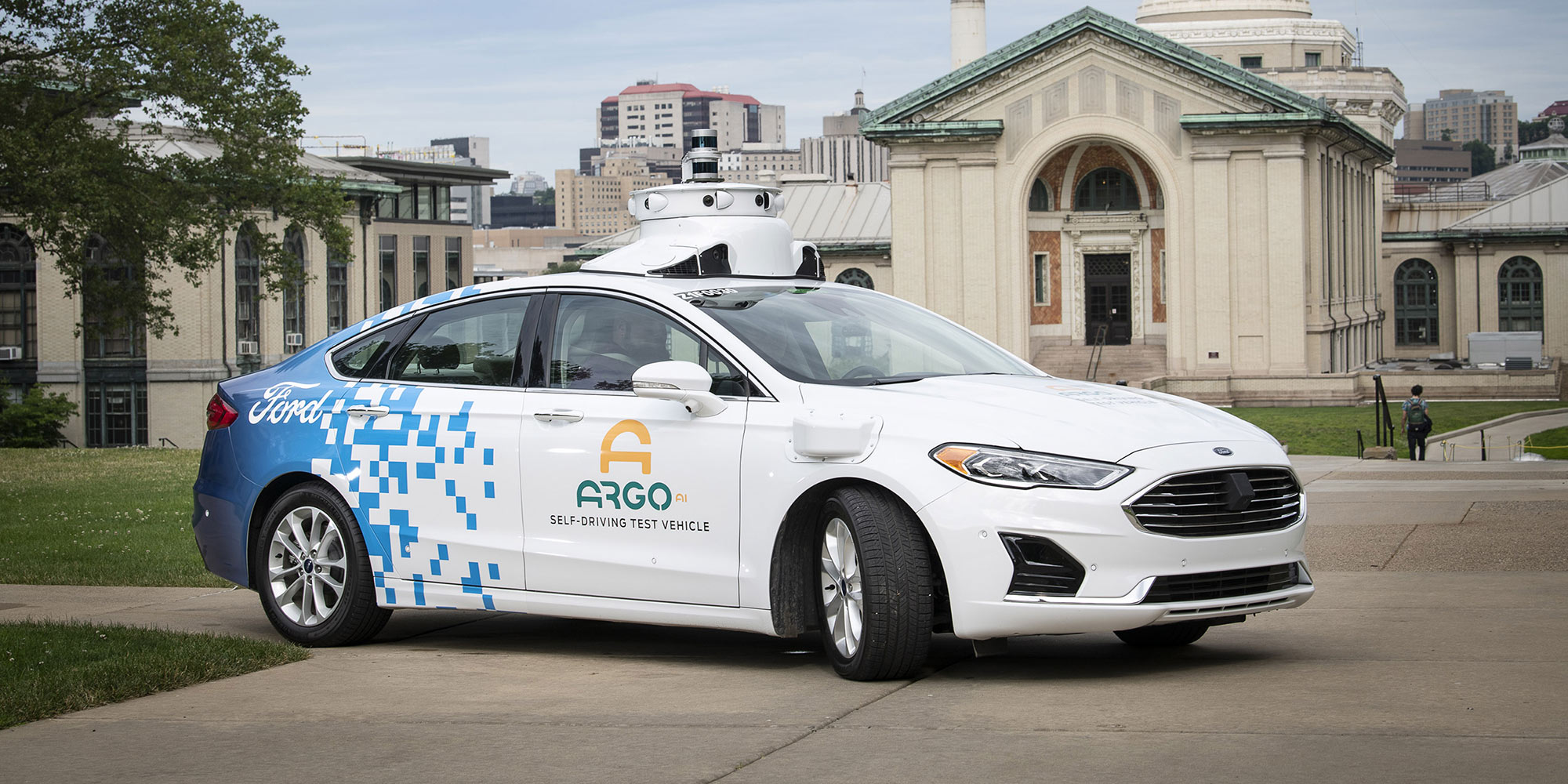 Argo CEO: Self-driving taxis won't necessarily be purely electric for a while - Electrek