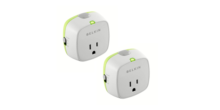 Get two Belkin Conserve Energy Outlets for $10, more in today's best Green Deals - Electrek