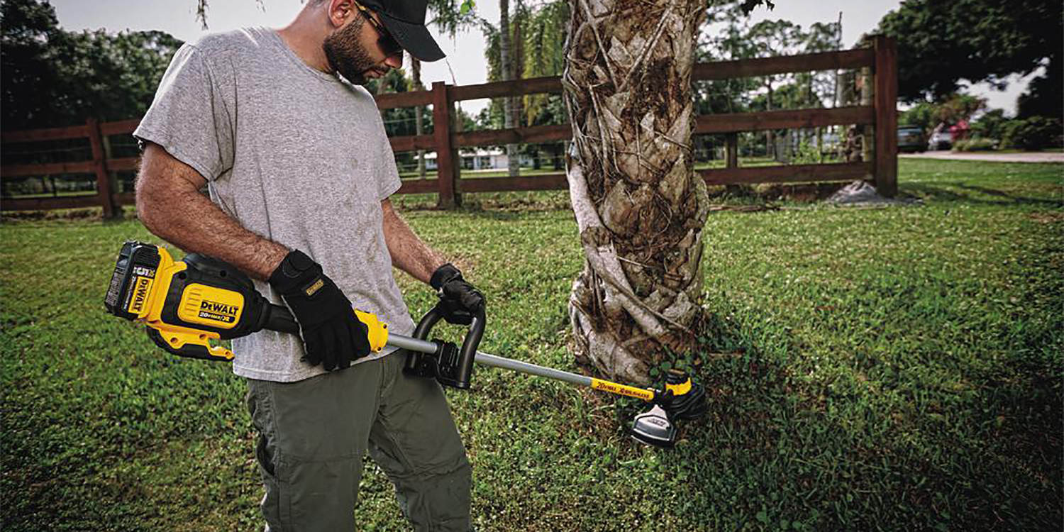 DEWALT 20V Cordless Trimmer and Chainsaw $279, more in today's Green Deals - Electrek