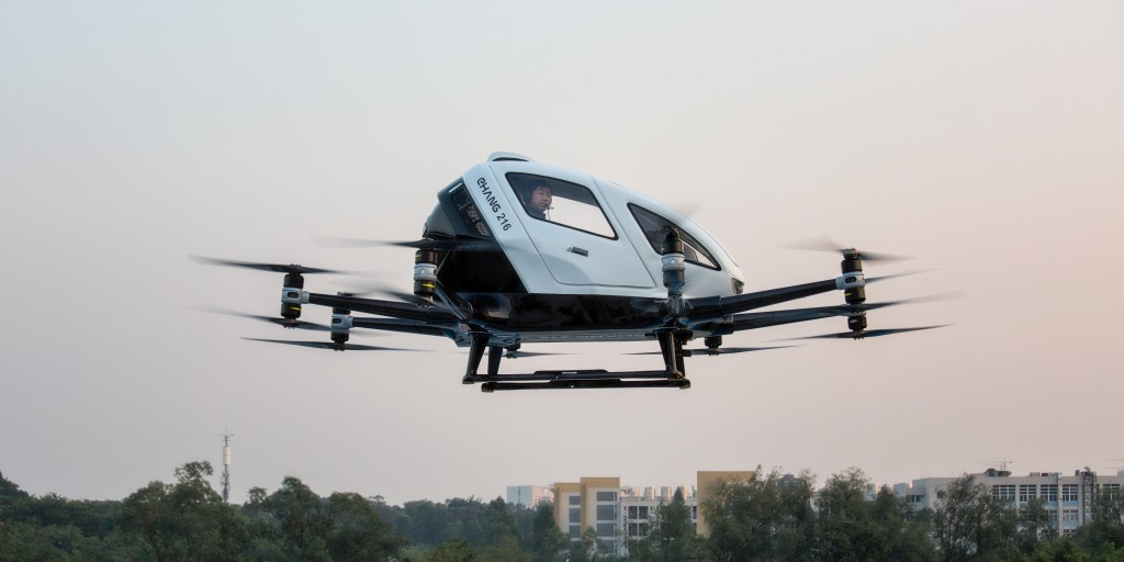 eVTOL to be used as ambulances in the coronavirus crisis