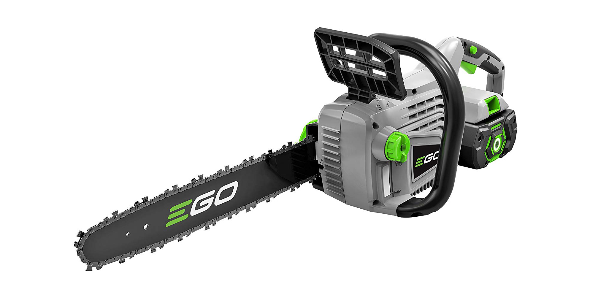 EGO 14-inch 56V Electric Chainsaw $179, more in today's Green Deals - Electrek