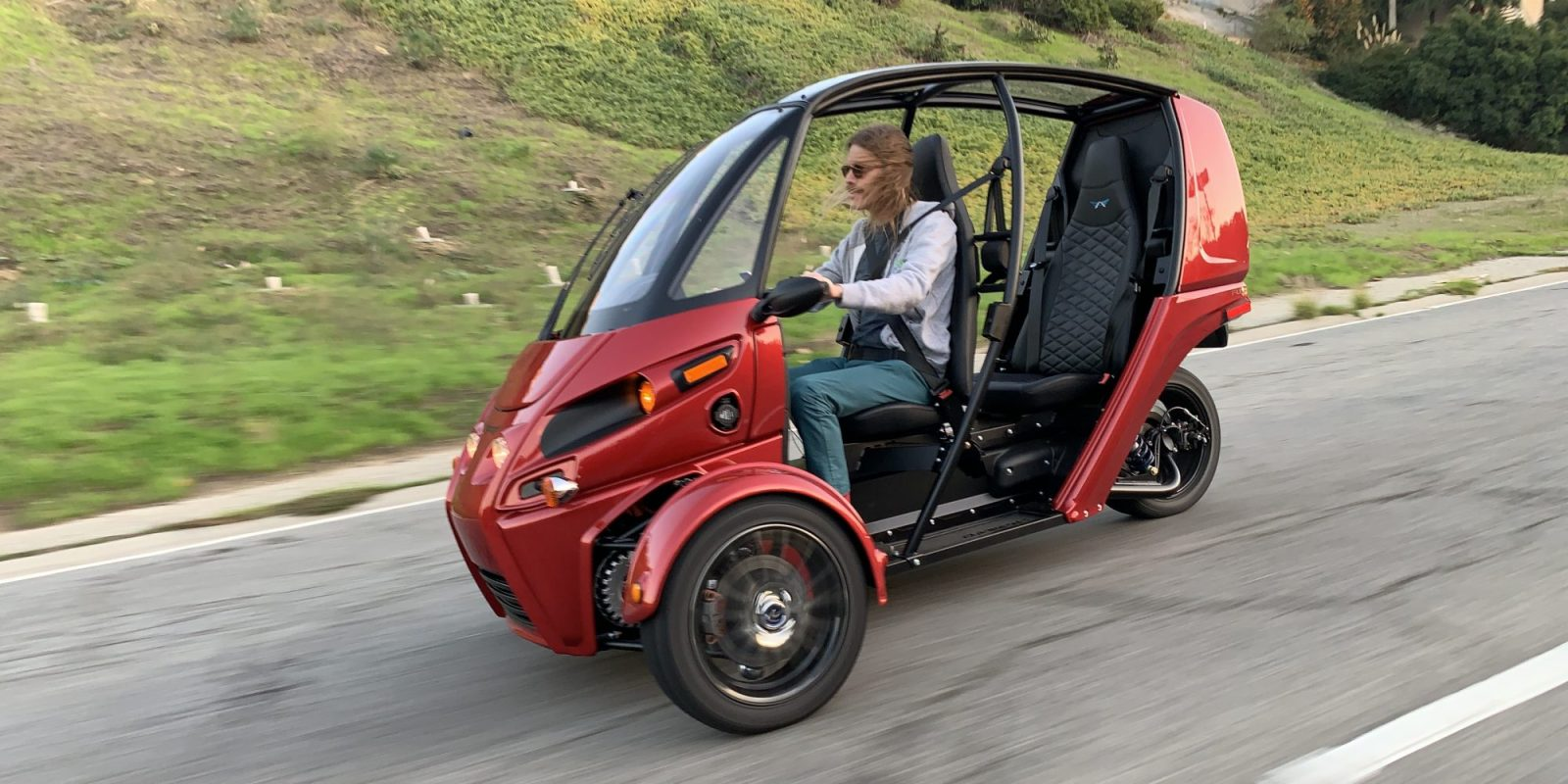 Arcimoto FUV production-spec first drive: weird and wonderful