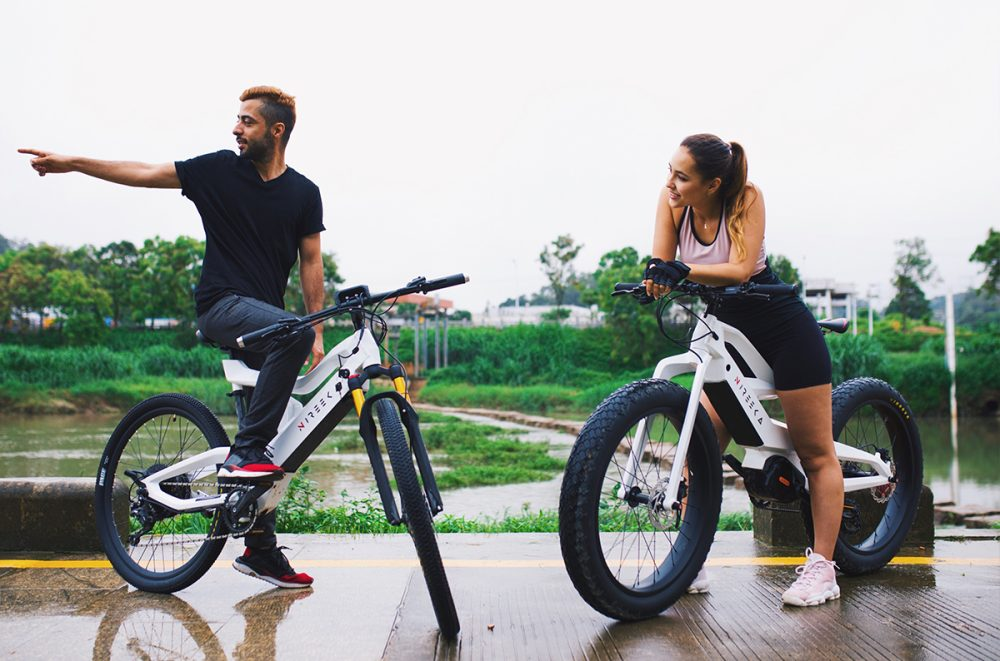 nireeka prime e-bike