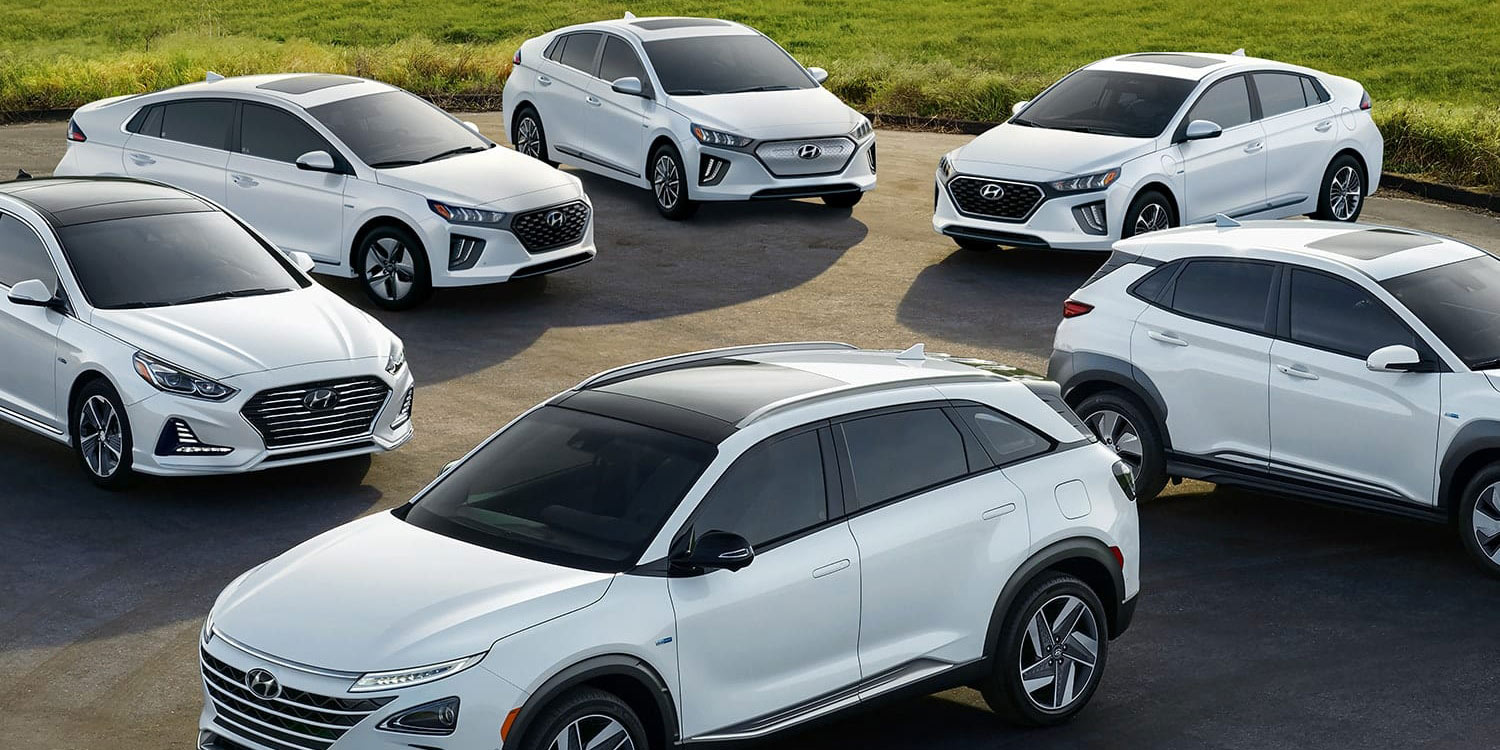 Hyundai currently sells EV and plug-in hybrids, but they are not purpose-built cars.