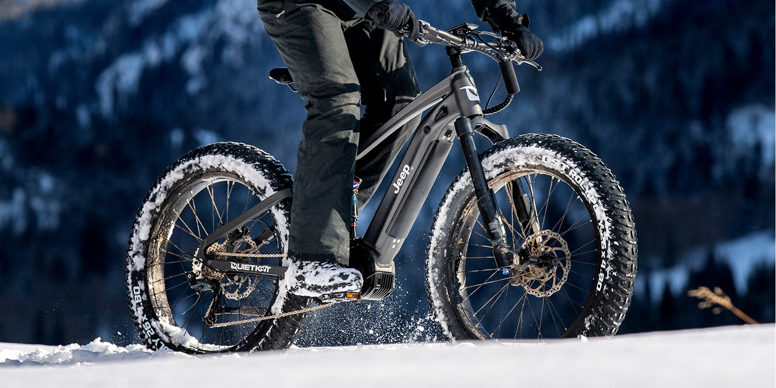 Jeep E Bike Unveiled With Massive 1 5 Kw Electric Motor And 40