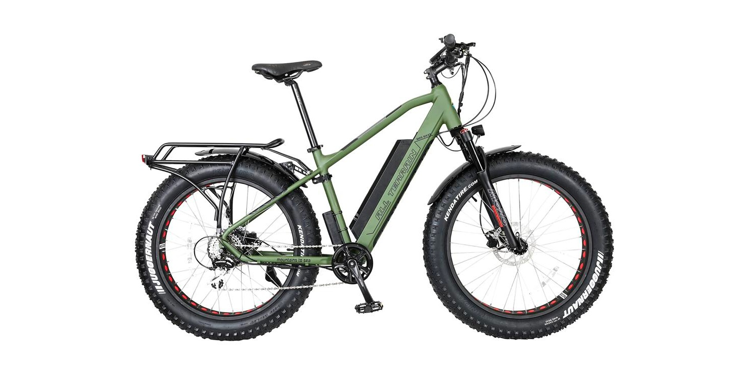 M2S unveils updated 28 mph All Terrain R750 electric bike at best price yet - Electrek