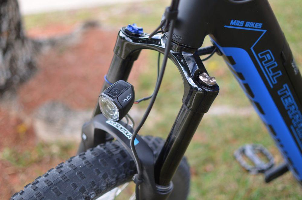m2s m600 all terrain FS electric bike