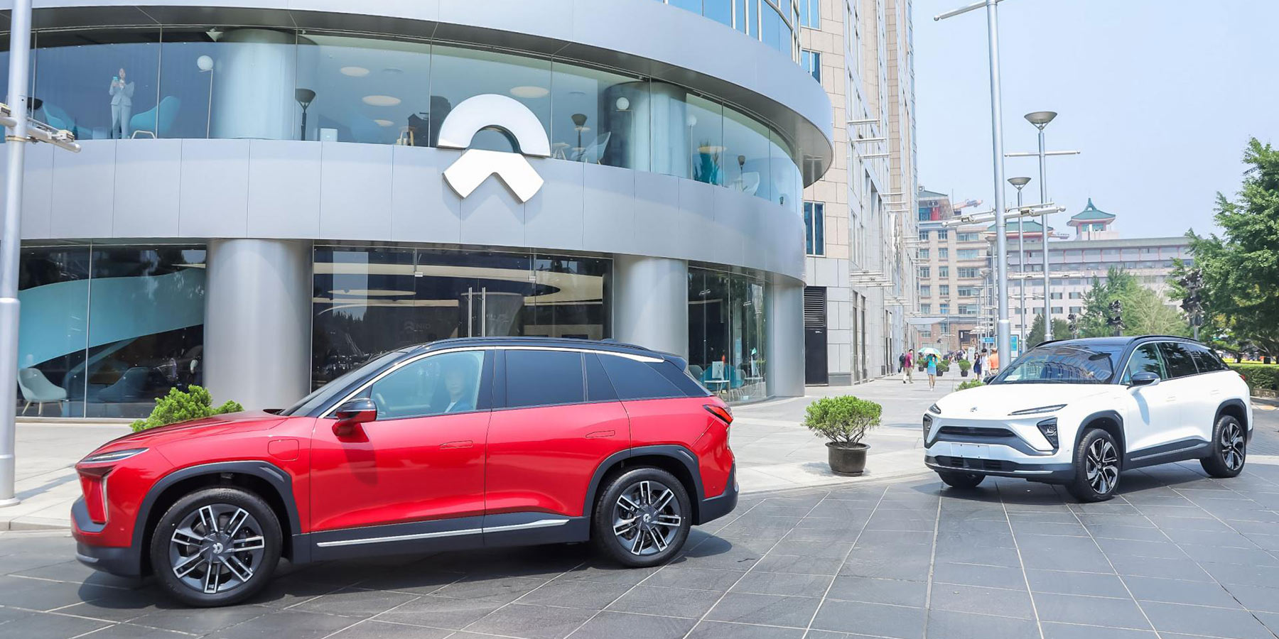 Investment rumors swirl as Chinese EV-maker Nio seeks financial help - Electrek