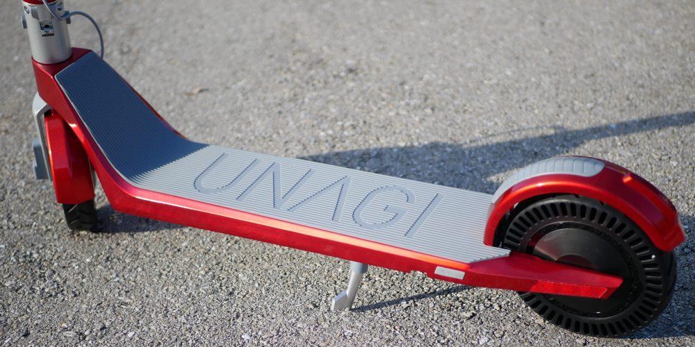Unagi E500 Model One electric scooter