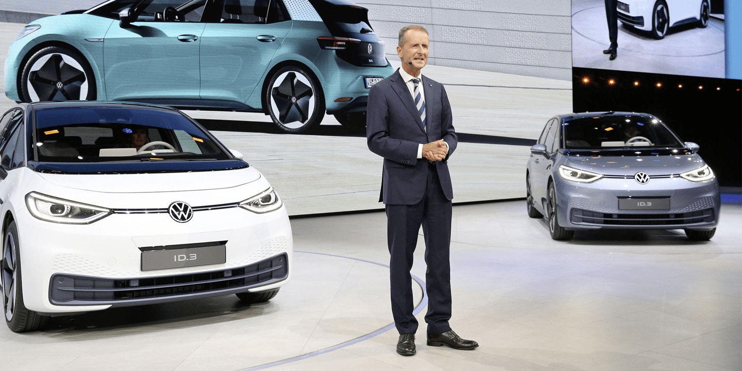Volkswagen plans to hire an 'aggressive' internal climate activist - Electrek