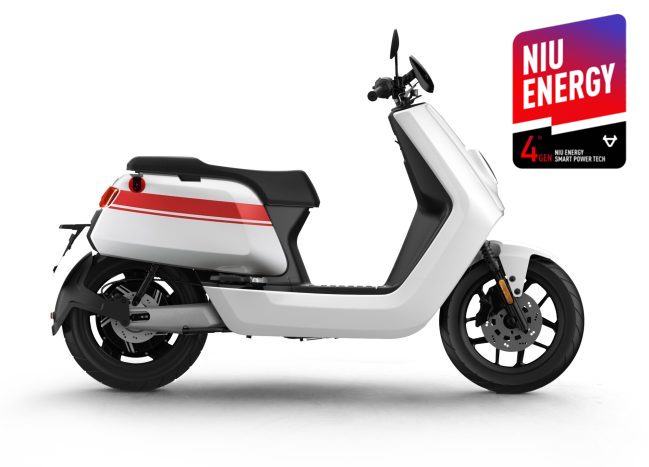 NIU NQi GTS Sport electric scooter to launch in US with $500 discount
