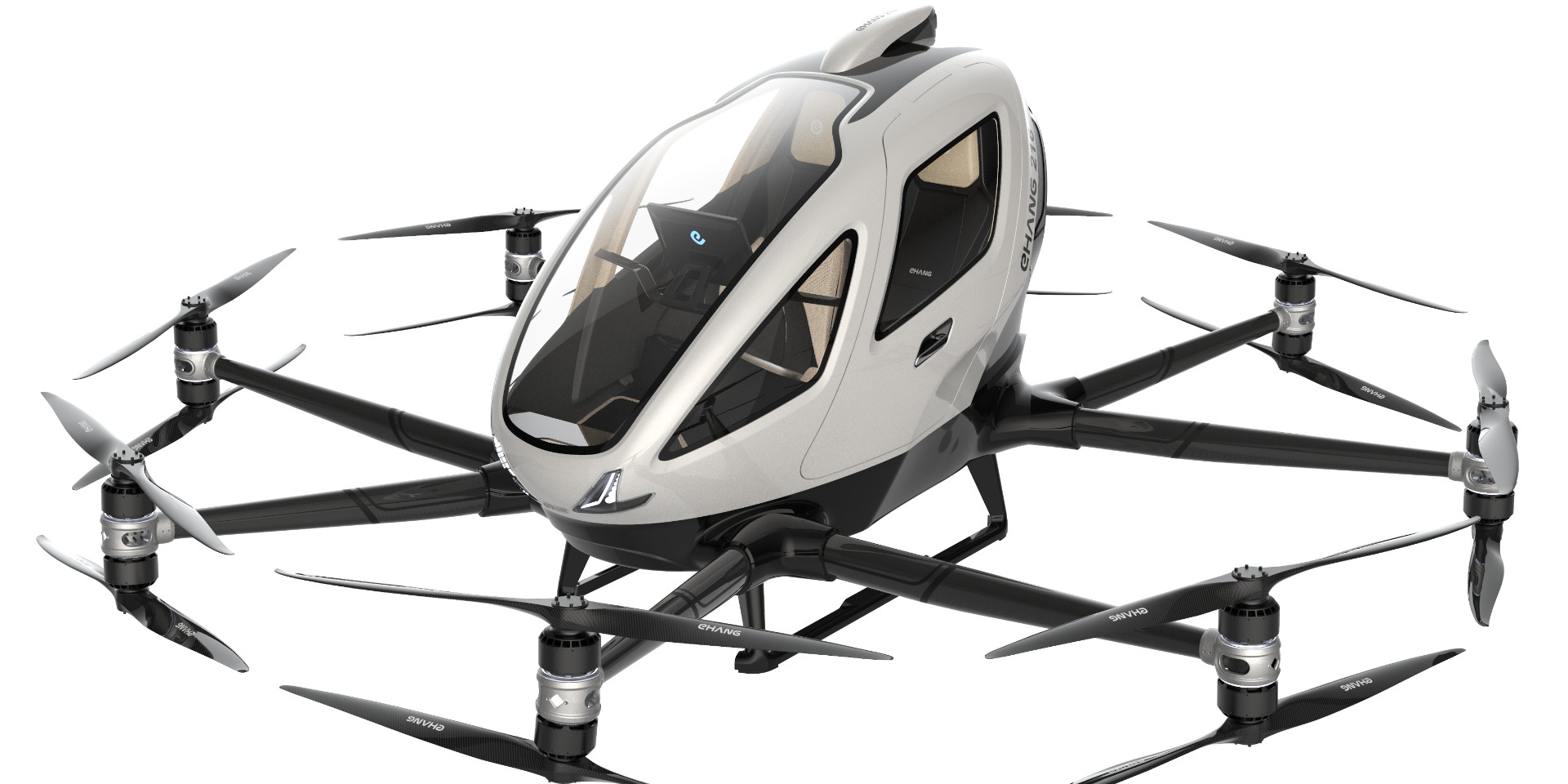eHang electric aircraft gets approval in Norway and Spain