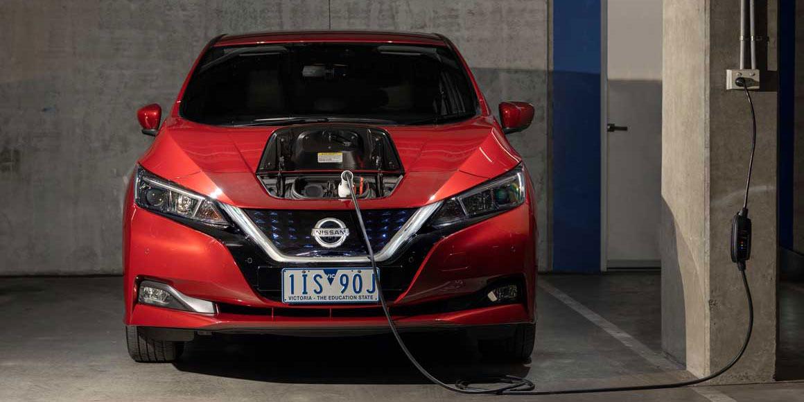 Nissan Leaf V2X