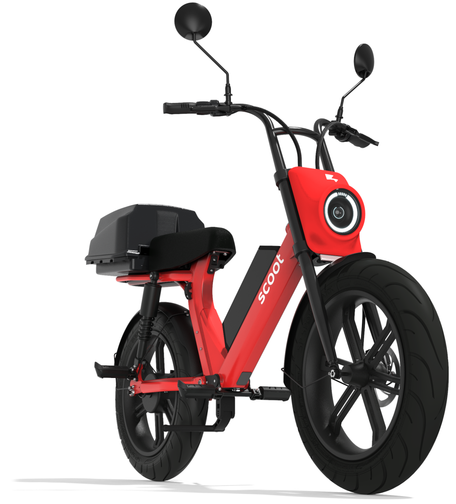 scoot moped