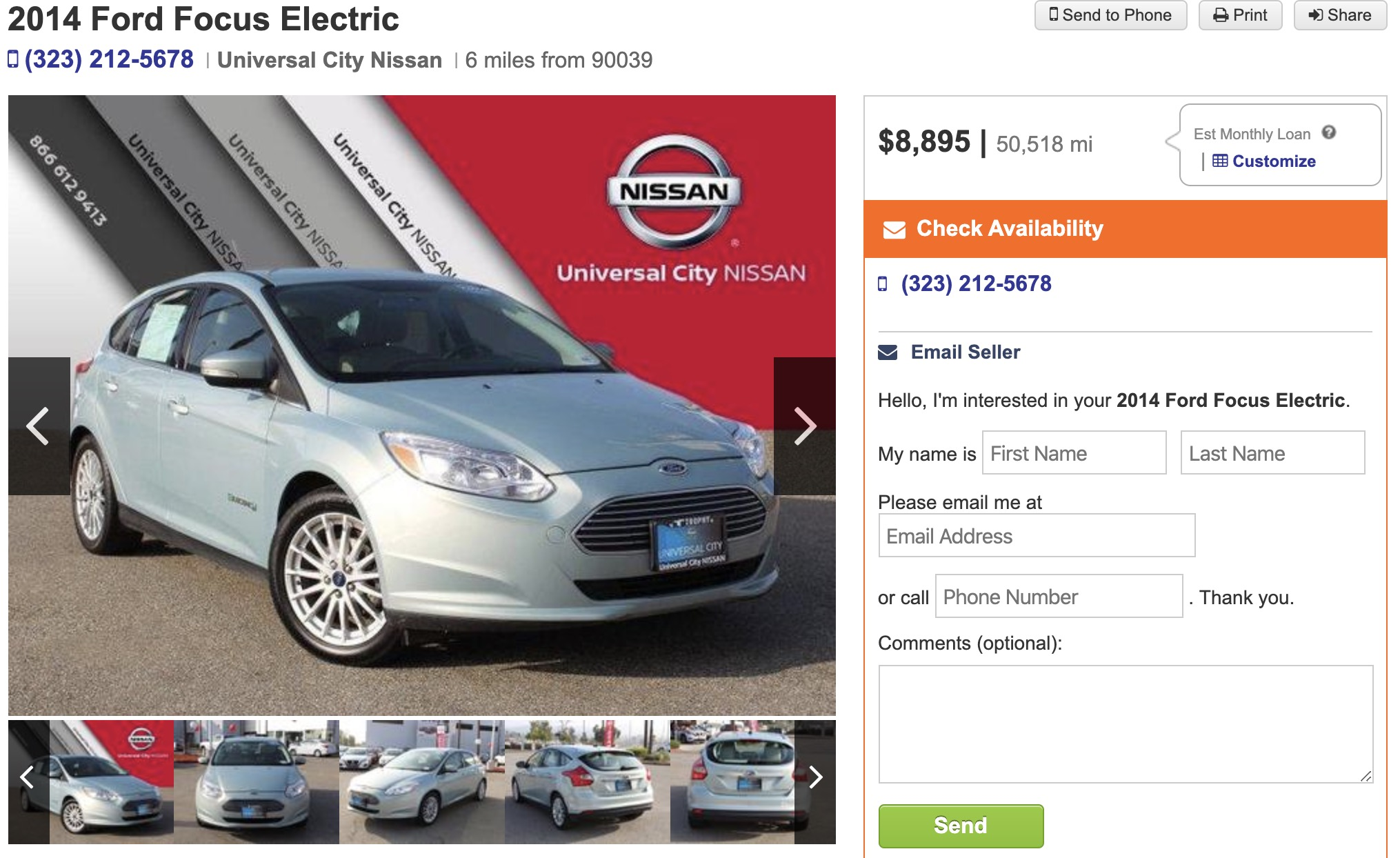 How to buy an electric car for less than $10,000 - Electrek