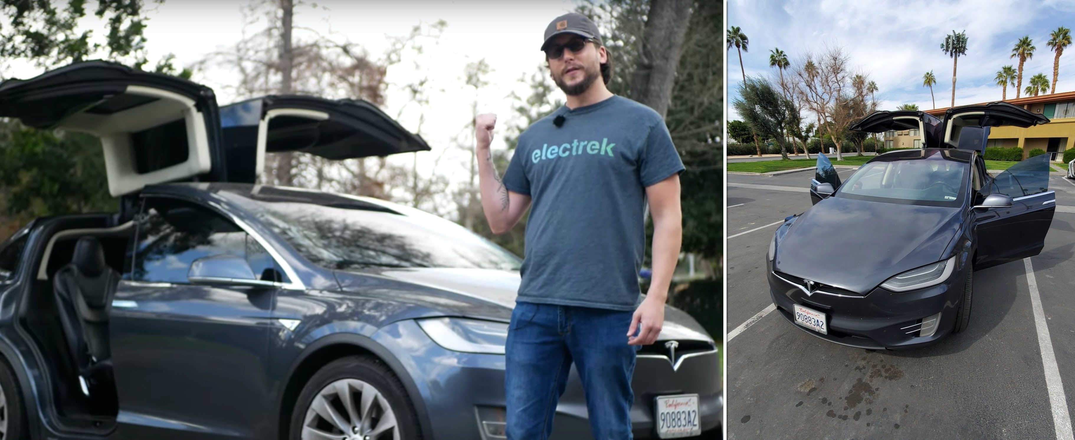 I Bought The Cheapest Tesla Model X Ever 30 000 Electric Suv Electrek