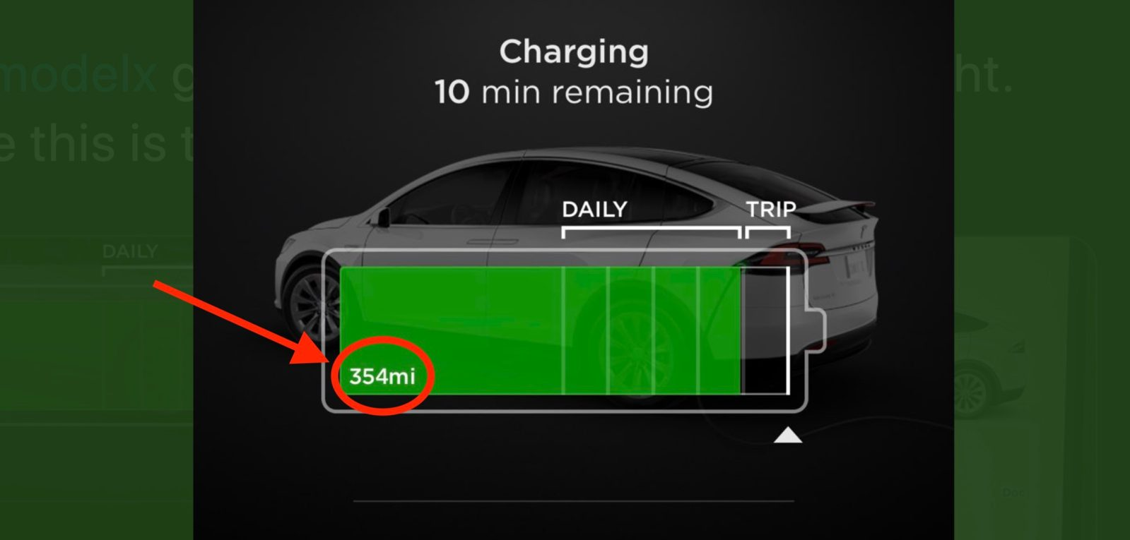 Tesla releases software update boosting displayed range of ...