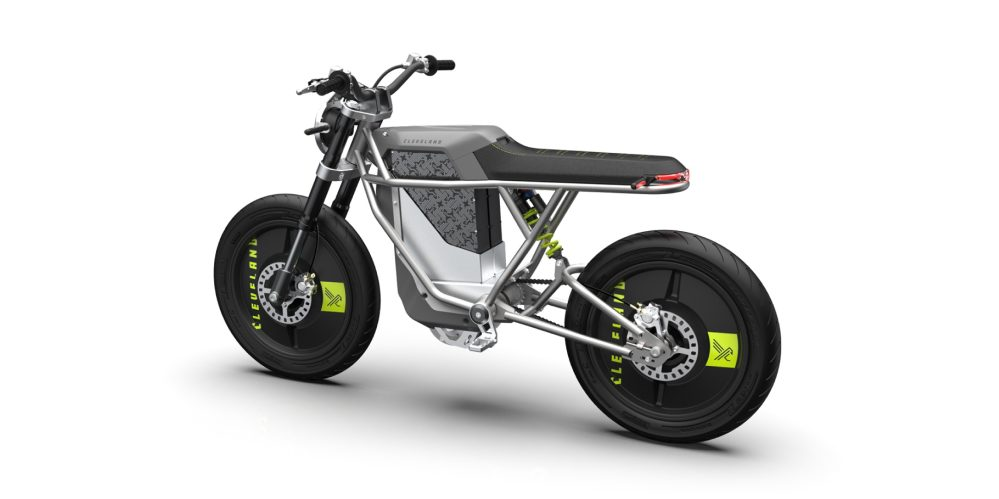 cleveland falcon electric motorcycle