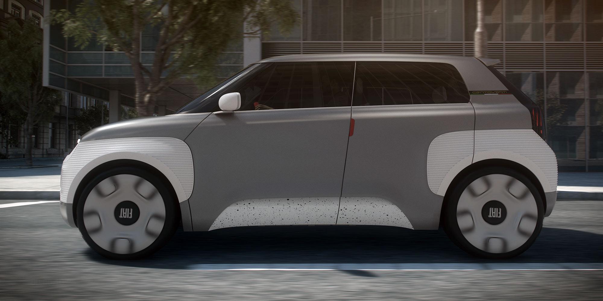 Fiat Centoventi electric