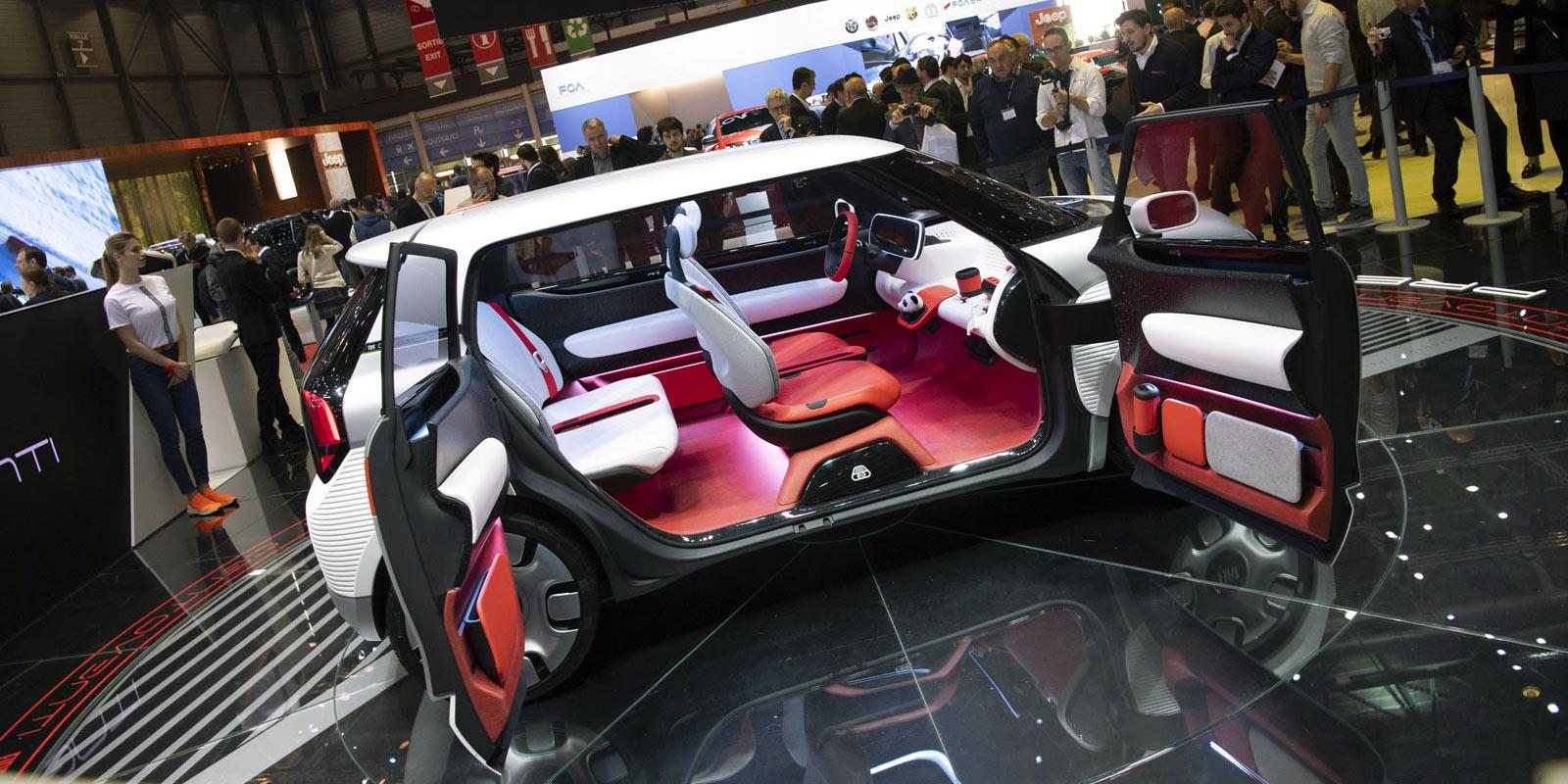 Fiat Centoventi EV