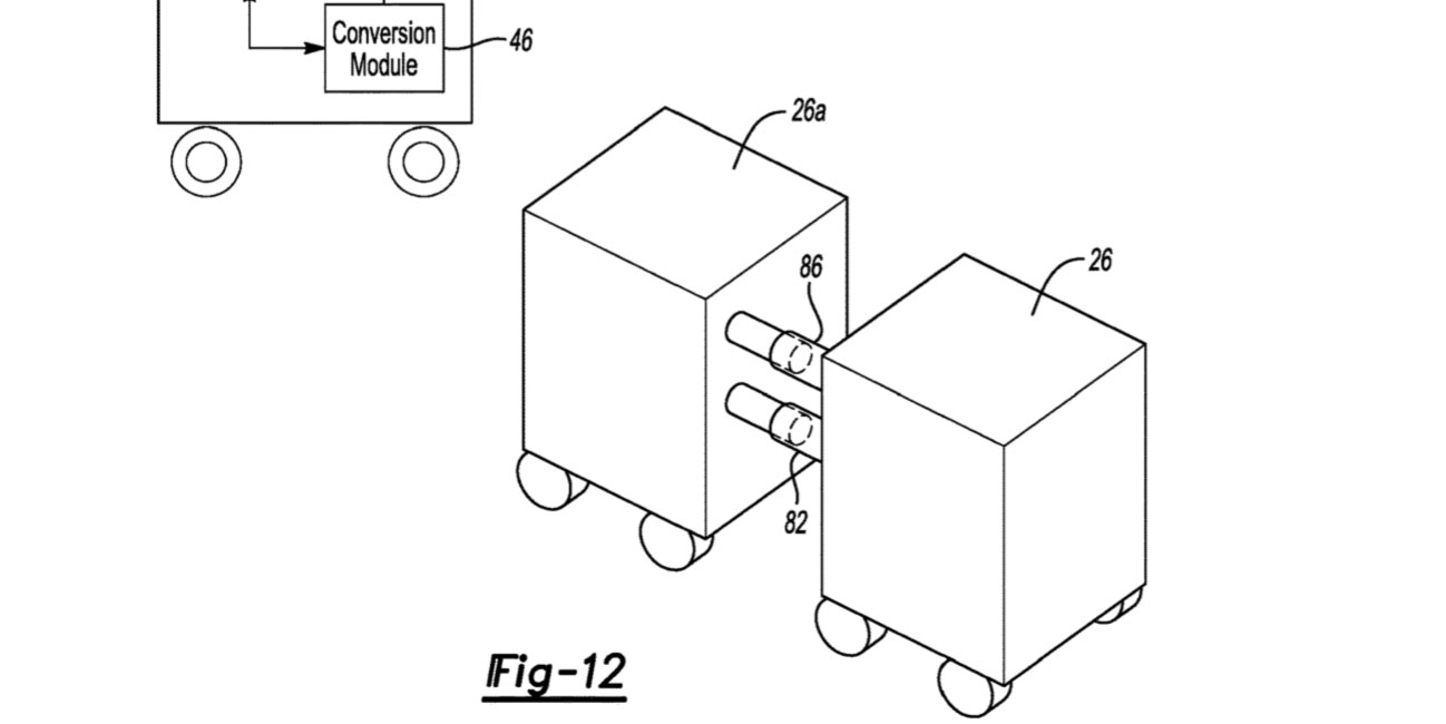 Ford charging patent