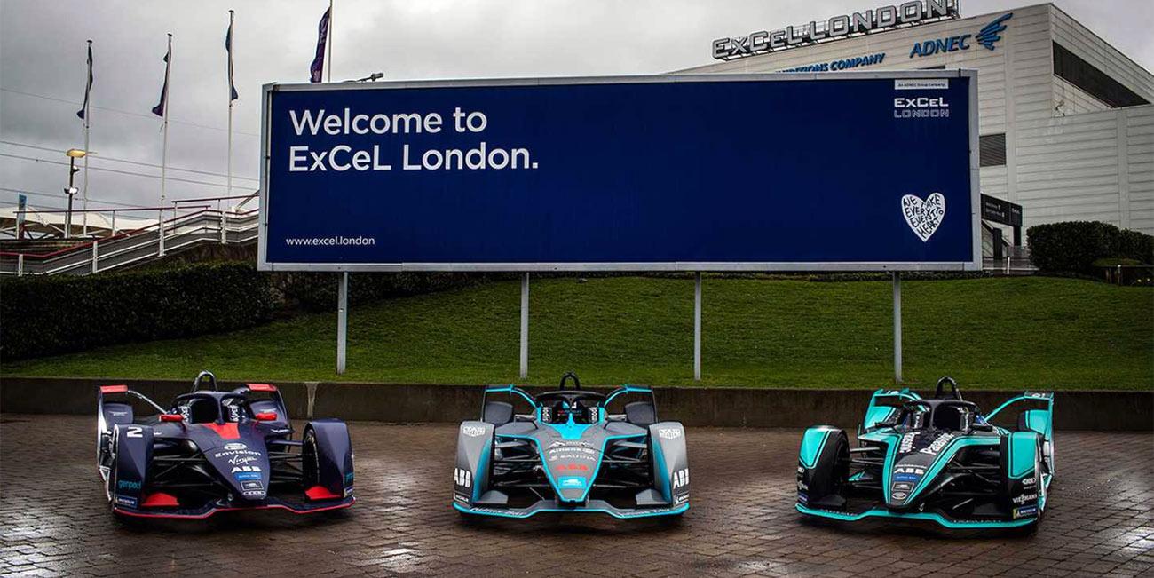Formula E venue in London becomes makeshift hospital for COVID-19 patients - Electrek