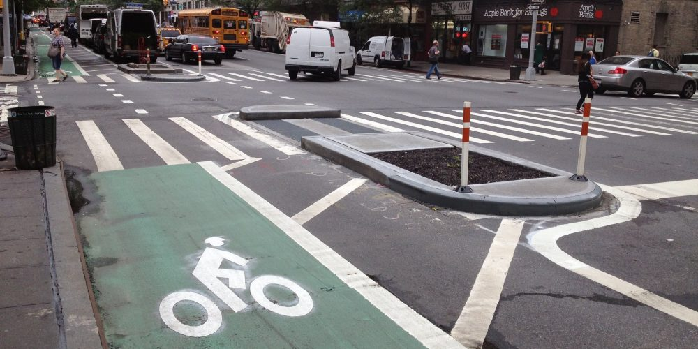 nyc e-bike lane