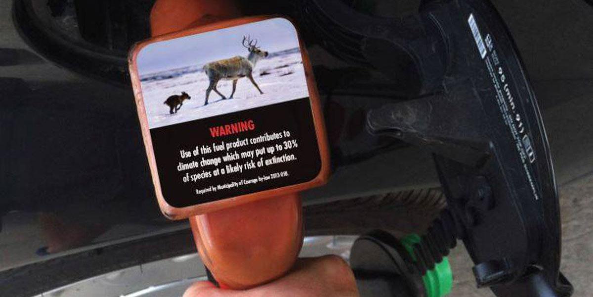 Vancouver pump warning