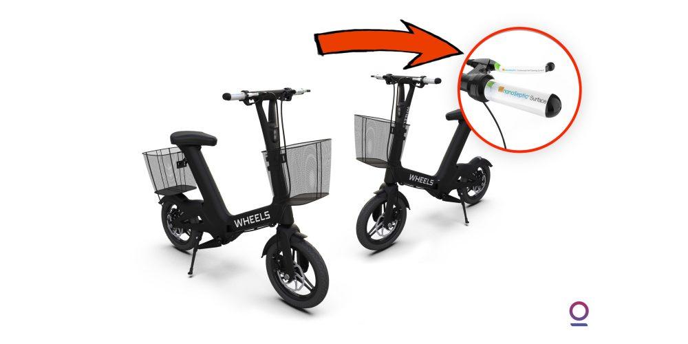 wheels nanoseptic