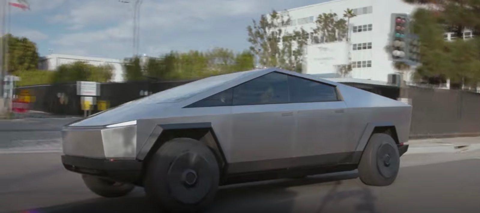 Elon Musk on Tesla Cybertruck: 'The goal is to kick most ...