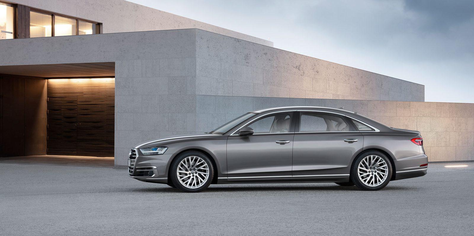 Kelebihan Kekurangan Audi 8 Spesifikasi