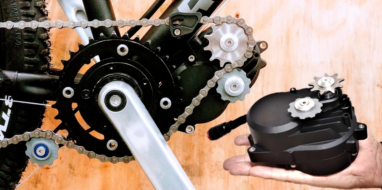 Safety E-Bike Shift Sensor Variable Gear Sensor For Bafang Mid Drive Motor