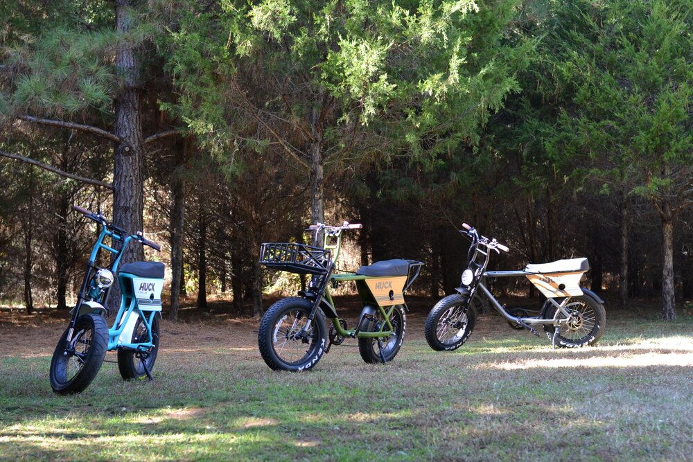 huck cycles