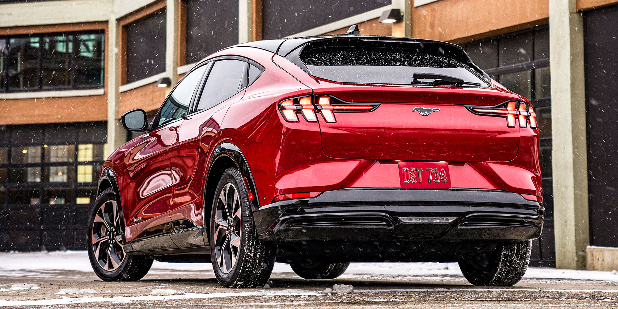 Exclusive: Ford plans contactless test drives of electric Mustang Mach-E