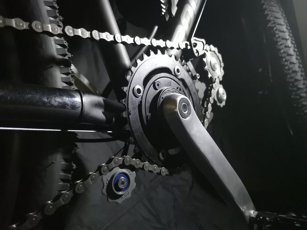bikee bike lightest ebike conversion kit
