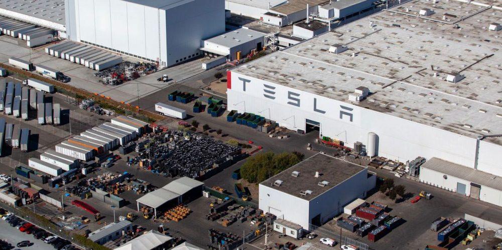 Tesla EV sales