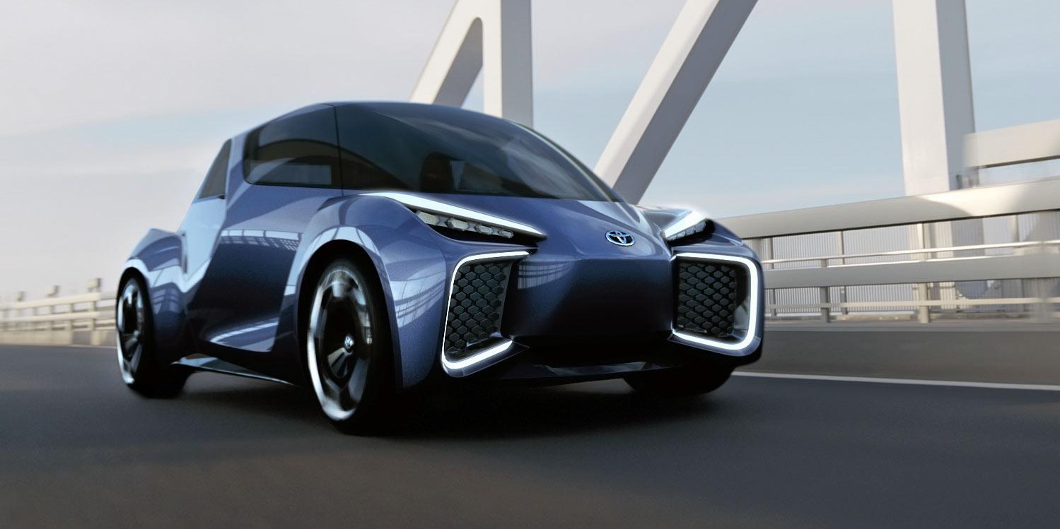 Rhombus EV concept