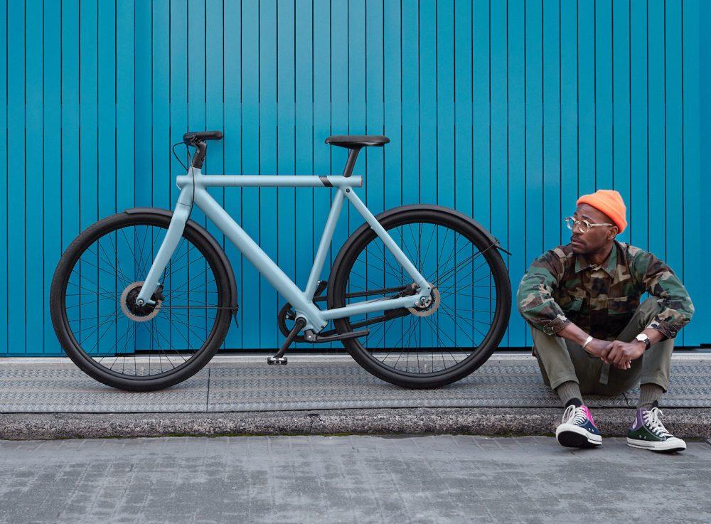 vanmoof s3 x3 electric bike