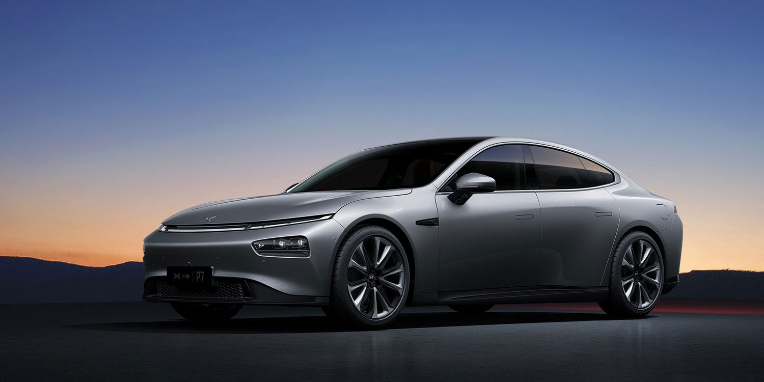 Xpeng's Tesla clone sedan launches this month, with promise of Level 3 autonomy - Electrek