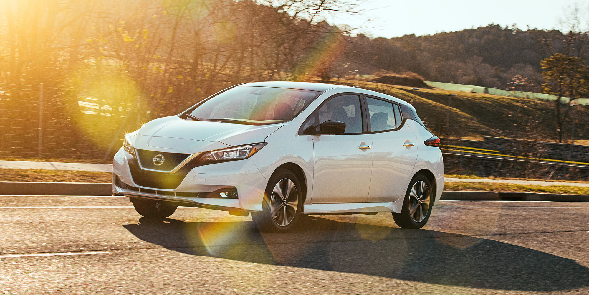 The Leaf has been Nissan's sole EV in the US for a decade.