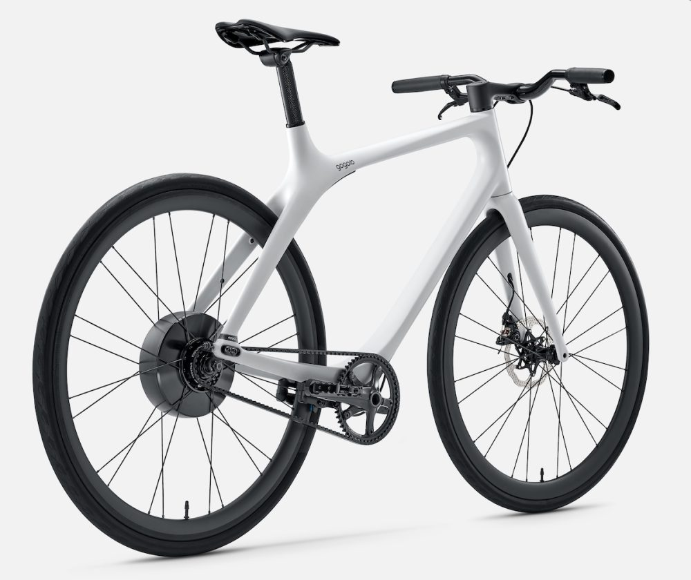 gogoro eeyo 1 electric bike