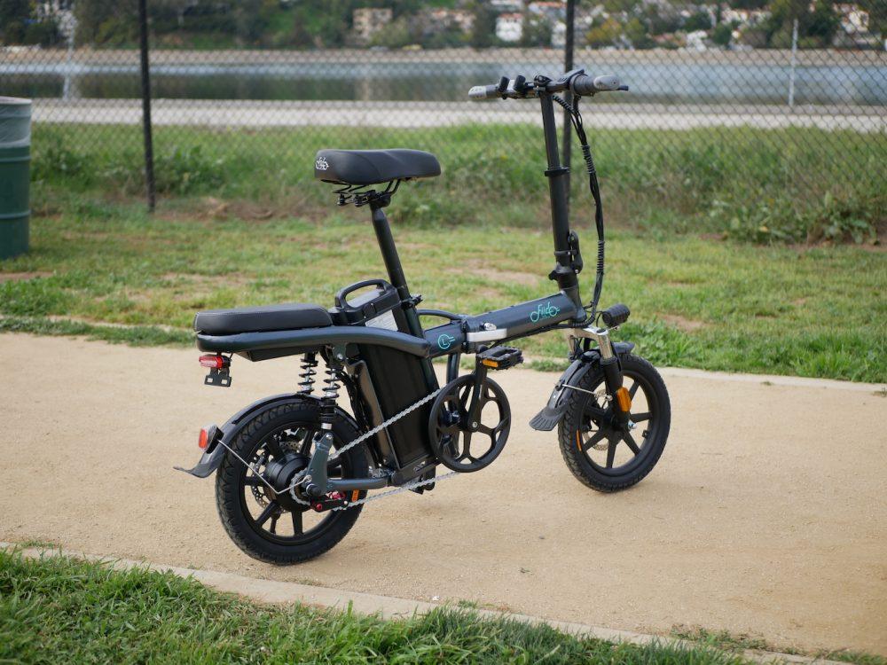 Fiido L2 electric bike moped