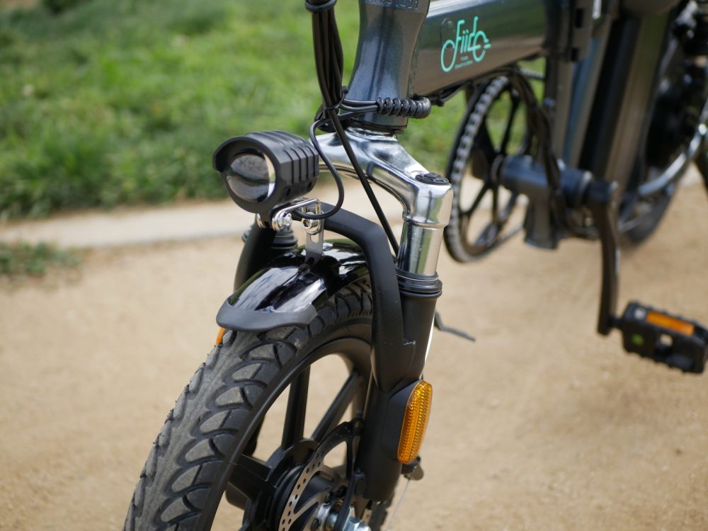 Fiido L2 electric bike moped